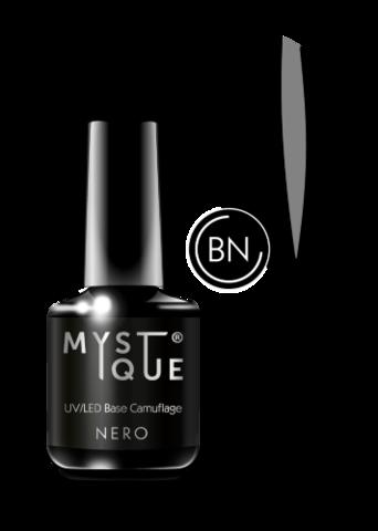 Mystique Камуфлирующее базовое покрытие «Nero» 15 мл