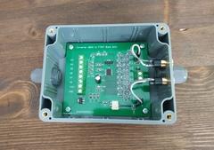 Converter ABCD BandData to Yaesu FT-817 Band data voltage for JUMA & SunSDR2