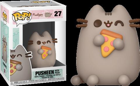 Фигурка Funko Pop! Pusheen - Pusheen with Pizza