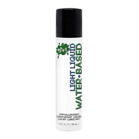 Лубрикант для чувствительной кожи Wet Light Liquid Lubricant - 30 мл.