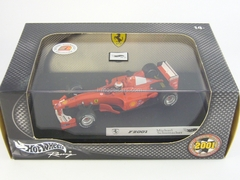 Ferrari F2001 M.Schumacher F1 Hot Wheels 1:43
