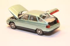 VAZ-2112 Lada turquoise metallic Agat Mossar Tantal 1:43