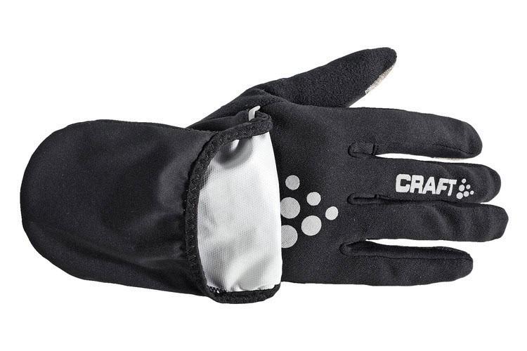 Перчатки-варежки (трансформер)