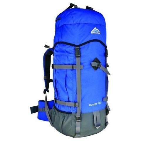 Рюкзак туристический Манарага Hunter 100 Cord V2 (синий)