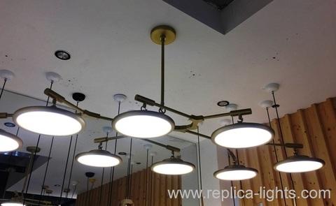 Bert Frank chandelier # 1