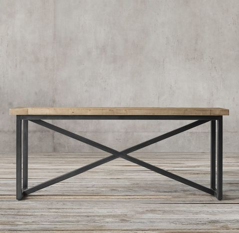 Torano Salvaged Rectangular Console Table