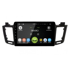 Штатная магнитола на Android 8.0 для Toyota Hilux рестайлинг 11-15 Roximo CarDroid RD-1110F