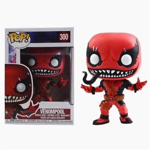 Venomized Deadpool Funko Pop! || Веномизированный Дэдпул