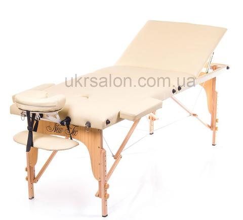 Складной массажный стол  Flagman