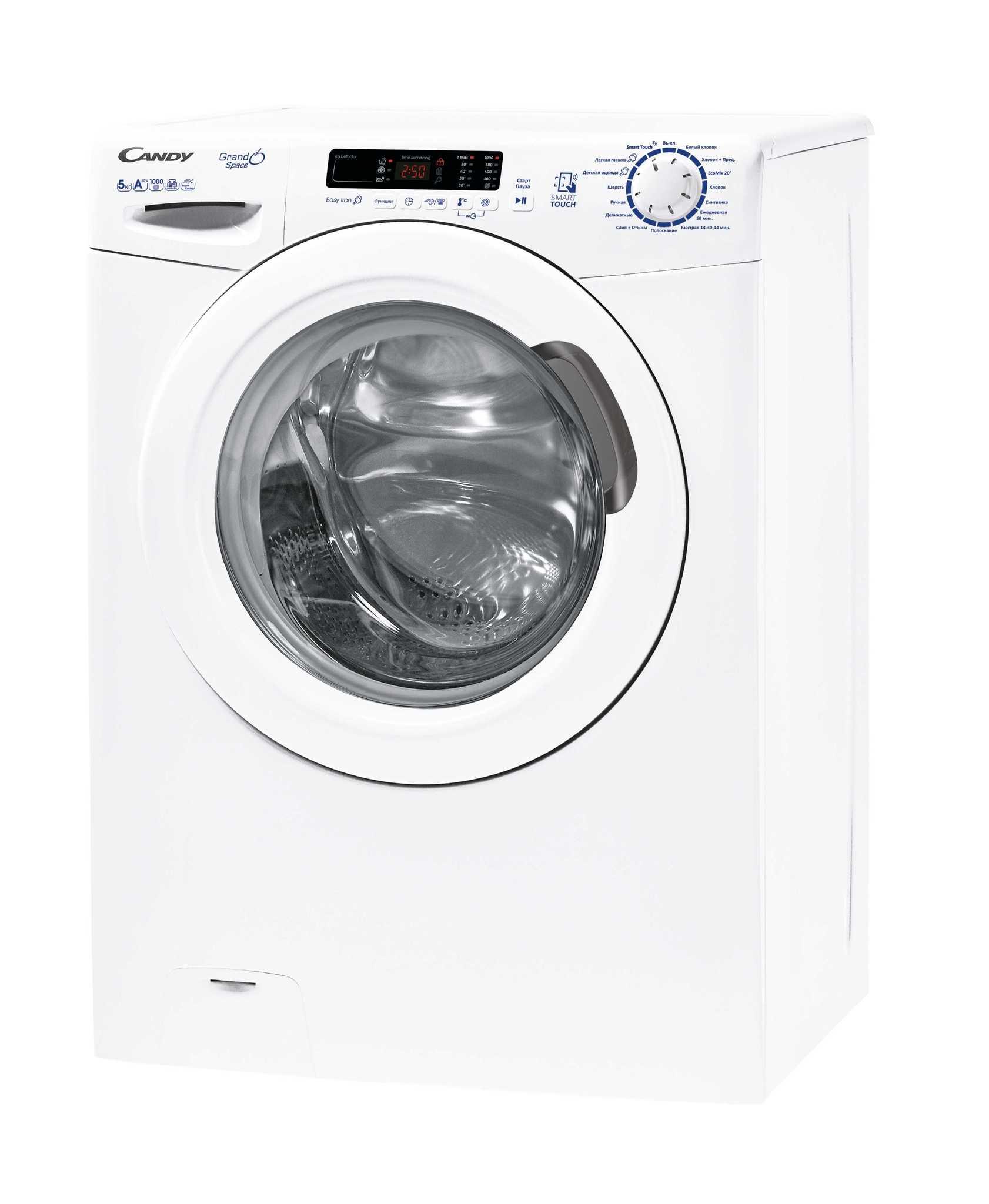 Узкая стиральная машина Candy MCSS41052D2/2-07 фото