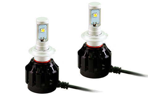 Светодиодные лампы INTERPOWER H7 CREE 30 W (белый свет)