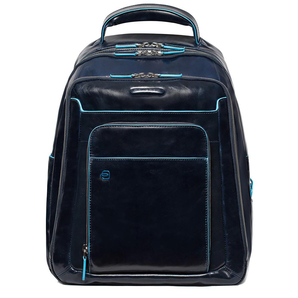Рюкзак Piquadro Blue Square, цвет синий, 31х42х18,5 см (CA1813B2/BLU2)