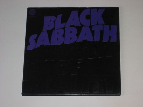 Black Sabbath / Master Of Reality (LP)