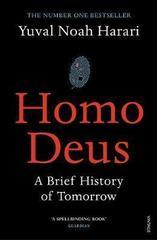 Homo Deus.A Brief History of Tomorrow