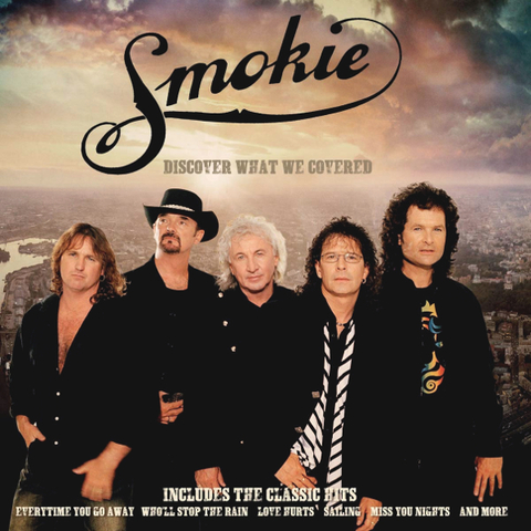 Smokie ‎/ Discover What We Covered (LP)