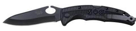 Купить Складной нож SOG Мод. SOGZILLA SMALL BLACK 97082 по доступной цене