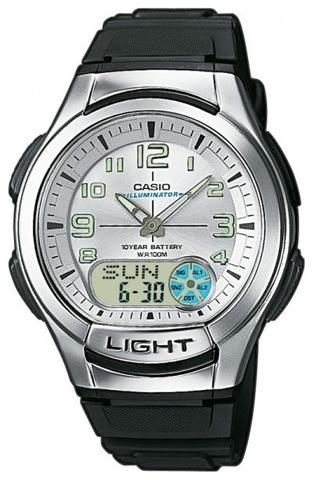 Купить Наручные часы Casio AQ-180W-7B по доступной цене