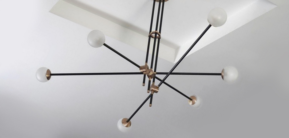 BULLARUM SI-6 CHANDELIER  by Intueri Light 2