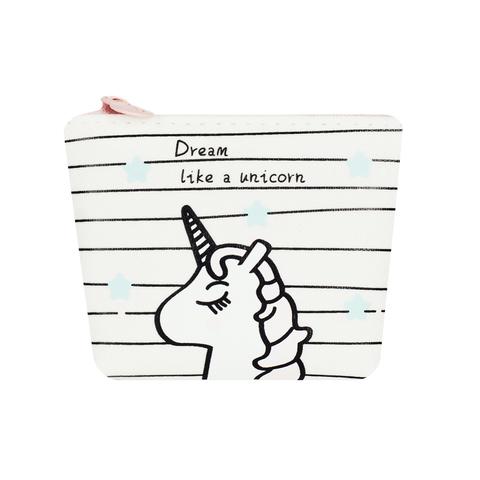 Кошелек Unicorn Dream White
