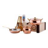 Набор посуды Historia decor 4 предмета, артикул 3305B Ruffoni, производитель - Ruffoni