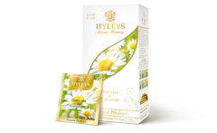 """Чай зеленый """"Hyleys"""" с ромашкой 25 пакетиков"""
