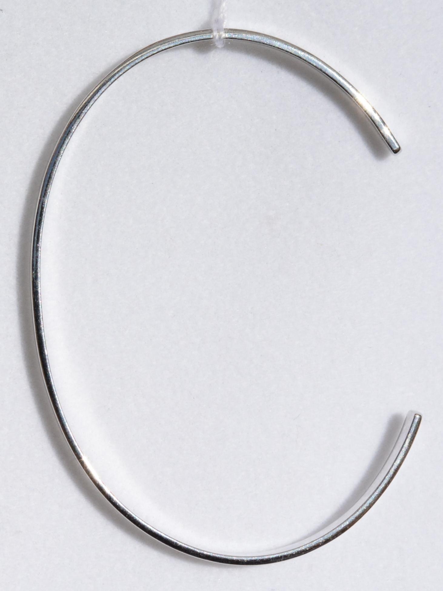 Лента 0,4 (браслет из серебра)