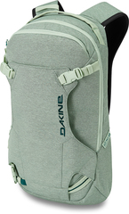 Рюкзак женский Dakine WOMEN'S HELI PACK 12L GREEN LILY