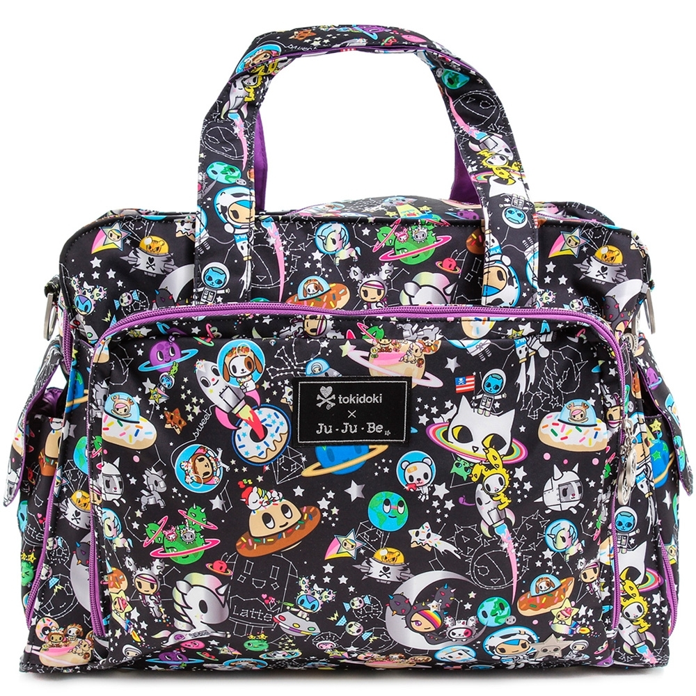 #Дорожная сумка Ju-Ju-Be Be Prepared Tokidoki Space Place