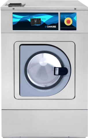 Низкоскоростная стирально-отжимная машина WEN11