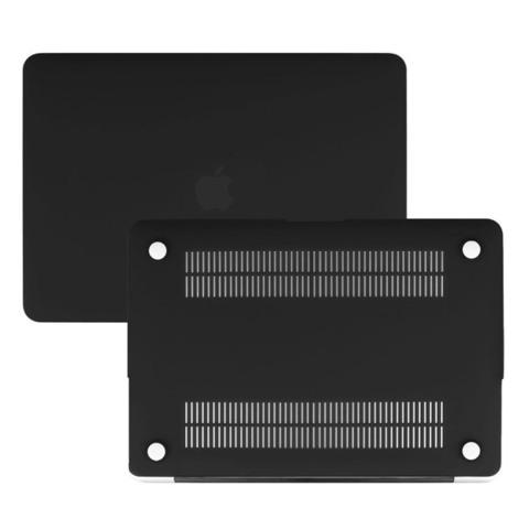 Чехол для Macbook Pro 16 - Матовый (Черный)