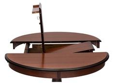 Стол обеденный Сиена (Siena SA-T4EX) Maf Brown