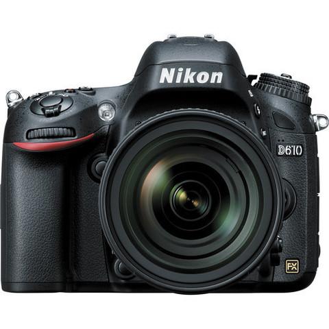 Цифровой зеркальный фотоаппарат Nikon D610 Kit 24-85 VR