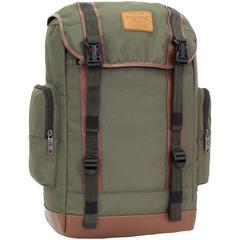 Рюкзак для ноутбука Bagland Palermo 25 л. Хаки (0017966)