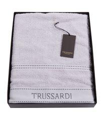 Набор полотенец 2 шт Trussardi Ribbon Pearl grey