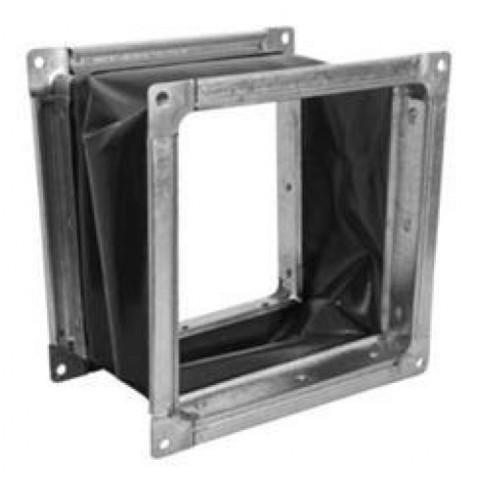 Гибкая вставка 280х280мм с фланцем для вентиляторов ВР 300-45 4,0 и ВЦ 14-45-4,0