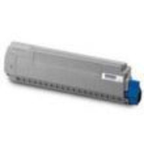 Тонер-картридж голубой для OKI MC861. Ресурс 10000 страниц [44059263, 4409255]