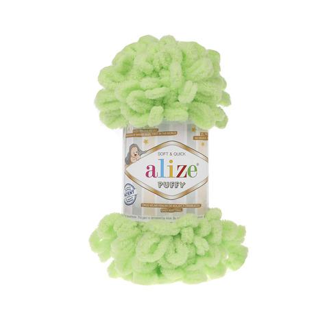 Купить Пряжа Alize Puffy Код цвета 041 | Интернет-магазин пряжи «Пряха»