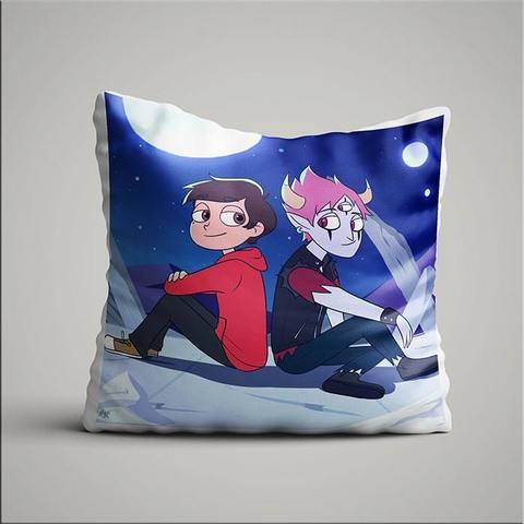 Подушка с Марко и Томом