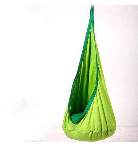 Качели кресло-Мешок для Детей Green