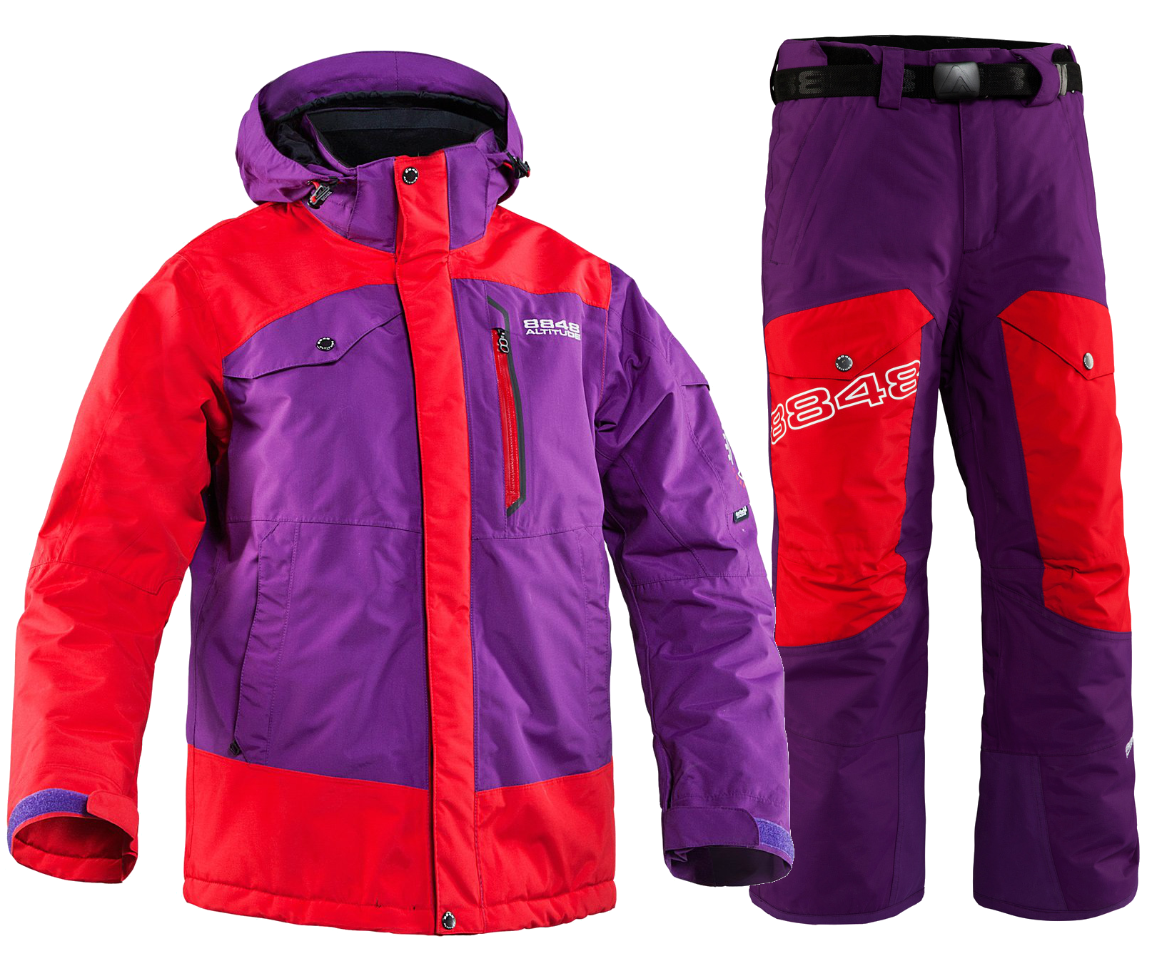 Детский горнолыжный костюм 8848 Altitude Loop-Flux 843976- 843776 | Интернет-магазин  Five-sport.ru