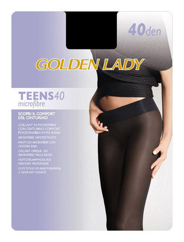 Колготки Golden Lady Teens Vita Bassa 40 den
