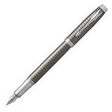 Перьевая ручка Parker IM Premium F322 Dark Espresso CT перо F (1931681)
