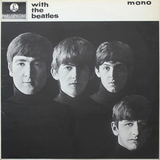 The Beatles ‎/ With The Beatles (Mono)(LP)