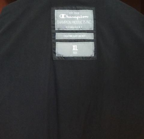 Куртка ветровка Champion Rochester 209696 2175