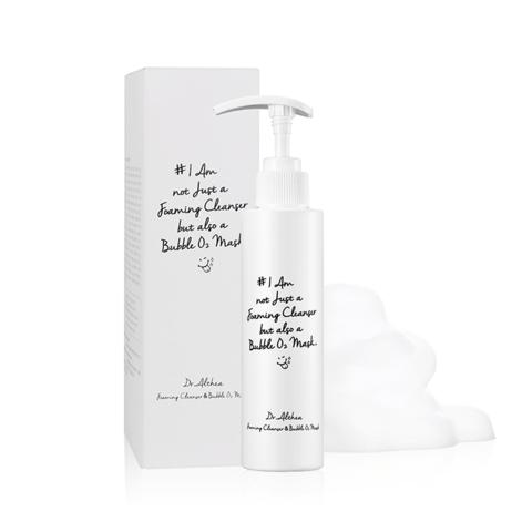 Очищающая кислородная маска-пенка, 120 мл / Dr. Althea Foaming Cleanser & Bubble O2 Mask