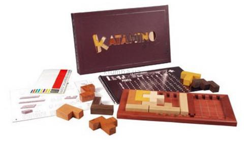 Настольная игра Катамино. Доставка бесплатно!