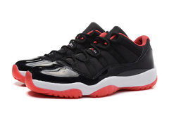 Air Jordan 11 Low Retro 'Bred'