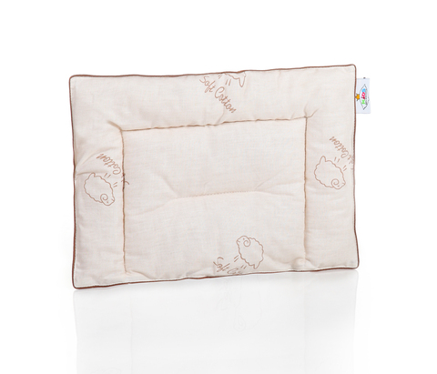 Подушка для малышей из шерстяного волокна коллекция