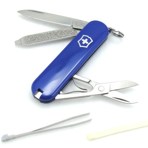Нож Victorinox Classic синий 0.6223.2