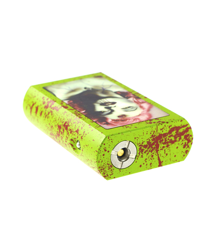 Kryptonite Vapors BOX MOD Zombie Marilyn 100W